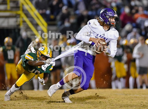 Columbia Central v Gallatin (TSSAA 5A 1st Round Playoff)