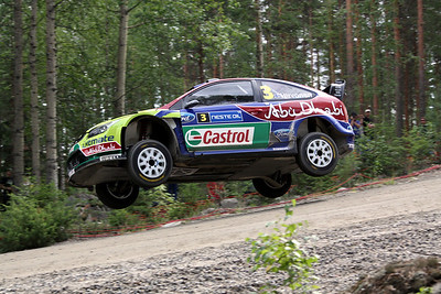 Rally Finland 2009