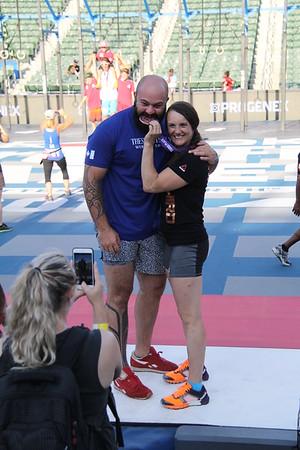 2015 CrossFit Games - Laurie M