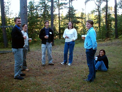 Science in the Northwoods 2004