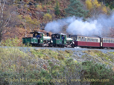 Welsh Highland Railway 2012