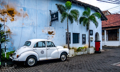 Galle Old Fort Town