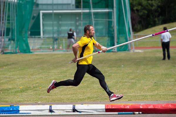 British Atheletics League, Round 2, Lee Valley Athletics Centre, 6 June 2015