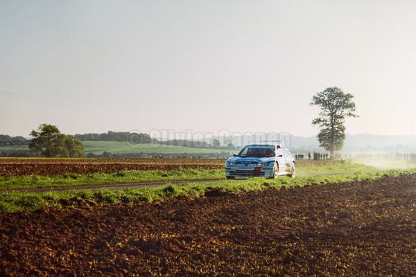 35éme Rallye International du Touquet 1995