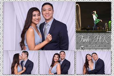 Trinh & HK Wedding - October 6, 2018