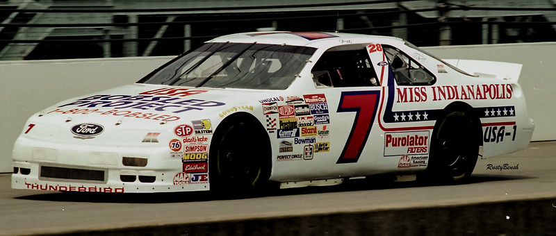 1993 NASCAR Test Brickyard