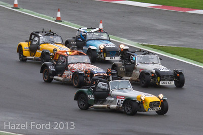 Silverstone October 2013