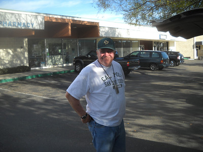 Cal Poly v Uni of North Dakota  October 2010