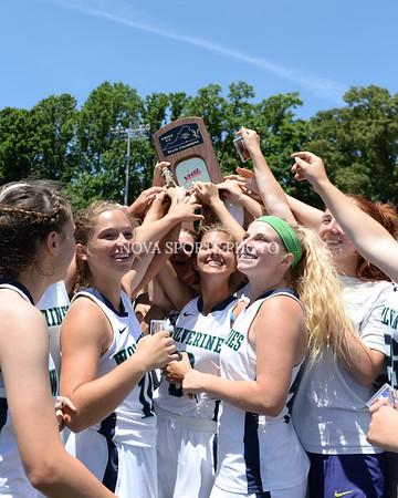 Girls Lacrosse: 2014 VHSL 5A State Championship, Loudoun Valley vs. Woodgrove 6.15.14
