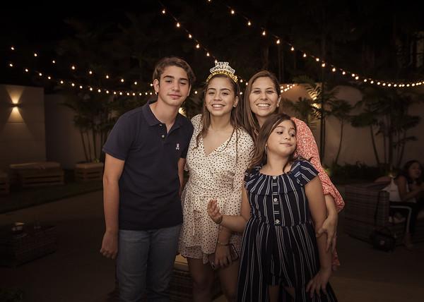 Fiesta 15 de Camila B