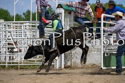 2019 HS Finals HS-JR Bull Riding