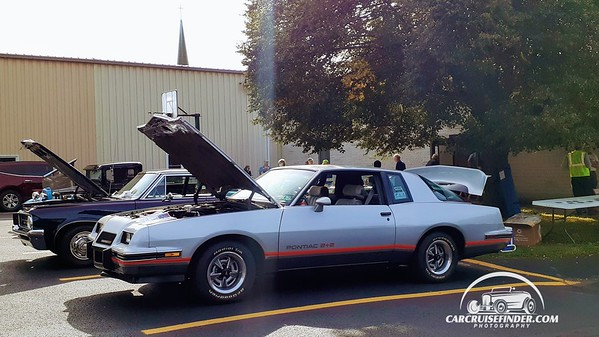 Greenfield Baptist Church Car Show North East PA 9-12-2020