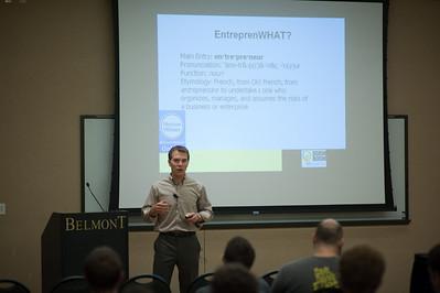 Joe Keeley - Dorm Room Entrepreneurship