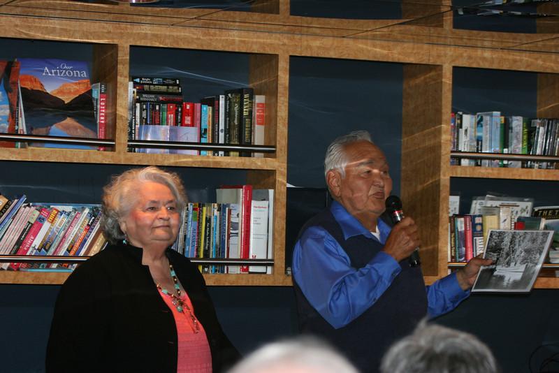 Barbara & Roscoe - Residents of Pelican