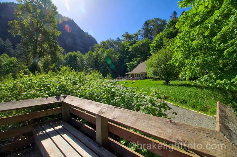 Goldstream Nature House