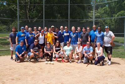 Faculty Softball 2019