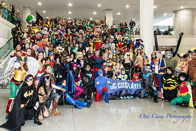 NY Comic Con 2016 DC Shoots