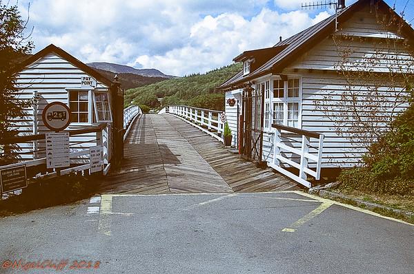 Snowdonia  August 2018 Minolta 700si  Dubblefilm Monsoon