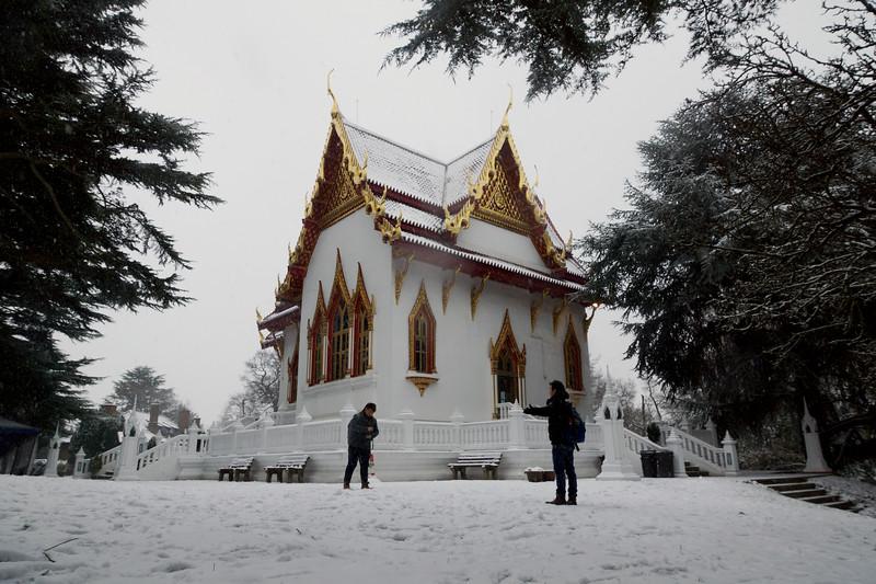 Buddhapadipa Temple - Wimbledon