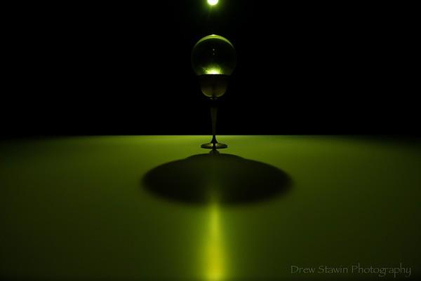 Still ife - 8/1/19 - knob lensball