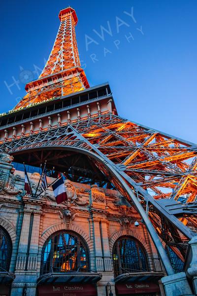 Las Vegas, Eiffel Tower