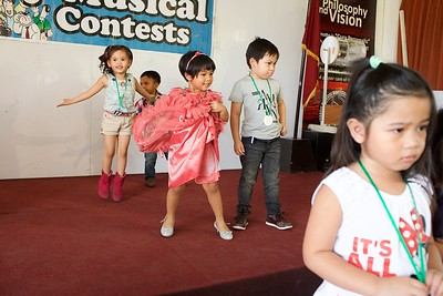 Preschool Literary Musical Contest SY 2014-15