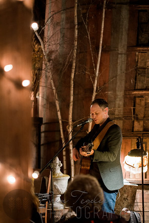 Andrew Peterson House Concert