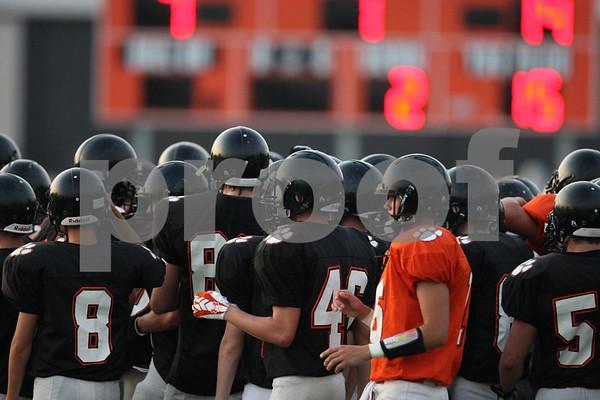 Oak Grove Orange and Black Game 8-15-08