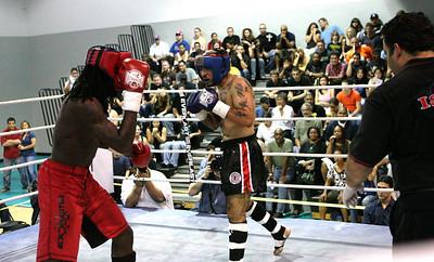Pat O'Reilly VS Leo Sanchez