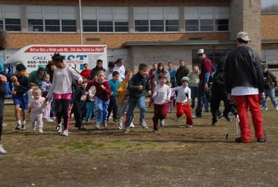 Easter Kids Run 2007