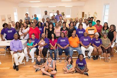 Ivory Family Reunion -- 08/20/2016