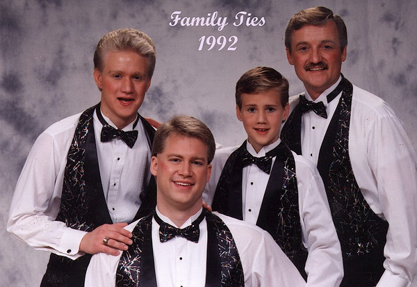 Past Show Quartets