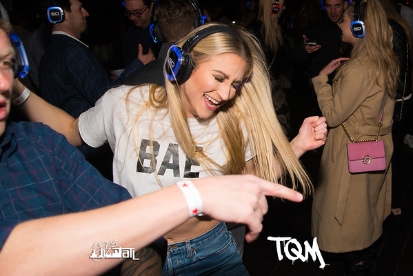 TQM Silent Disco - Friday 3-30-2018