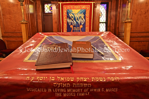 USA, New York, New York City, Manhattan. Carlebach Shul. (2009)