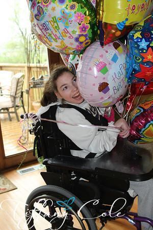 Erika's 18th Birthday