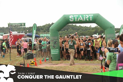 Conquer the Gauntlet Tulsa 2017