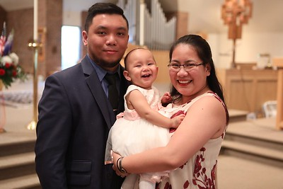 Debbie Rose's Baptism and Birthday