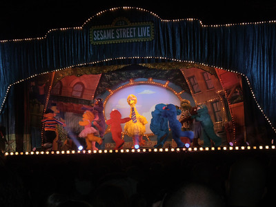 2012 Sesame Street Live
