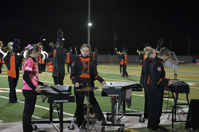 2014 IHS marching band