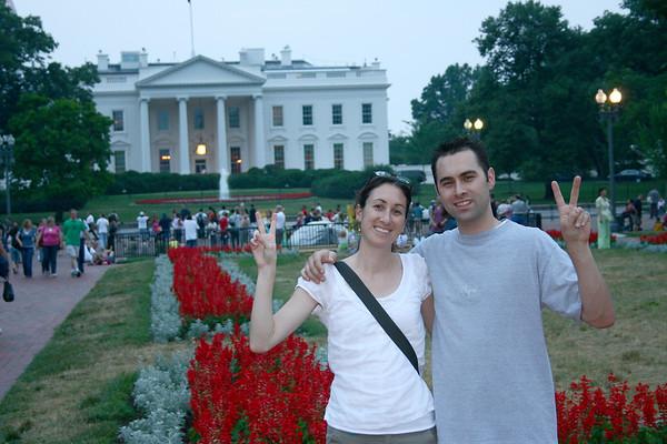 Scott in DC! - July 2007