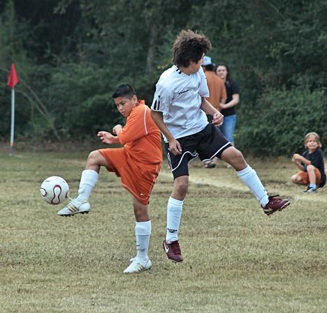 Ranger Soccer 11.10.2007