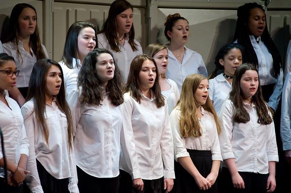 MS US Choral Concert Dec. 2016