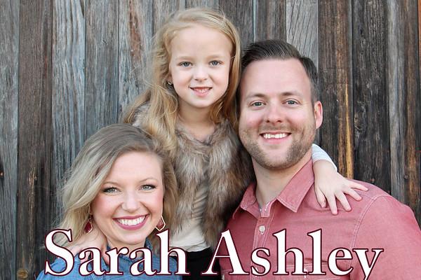 Britt & Bailey Taylor family