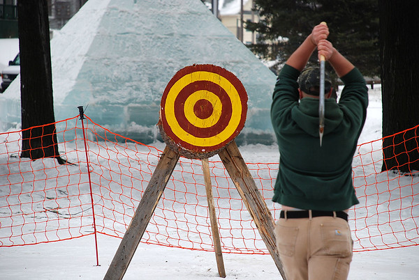 Winter Carnival 2009 | Woodsman Exhibition
