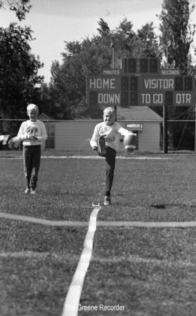 1970 Punt Pass and Kick