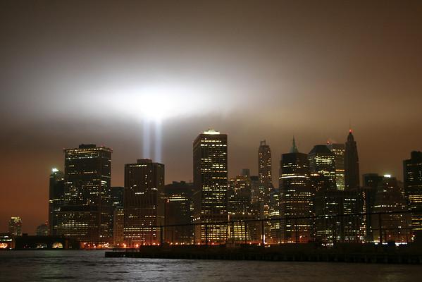 9/11 Tenth Anniversary - September 11, 2011