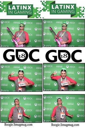 Latinx in gaming GDC18
