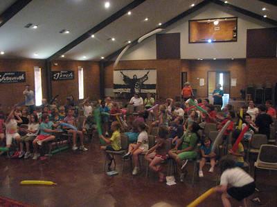 MS Nazarene Kids Camp, Pulaski MS, June 2011