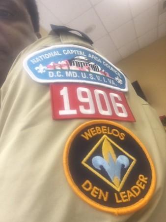 2019 Cub Scout 1906
