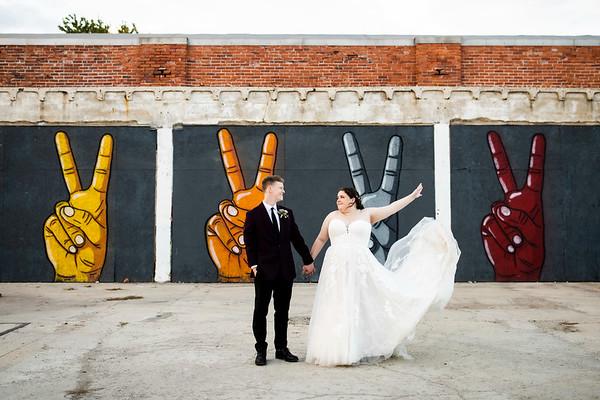 Gretchen + Matt: Wedding